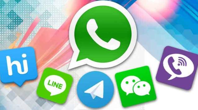 WeChat Alternative - WhatsApp
