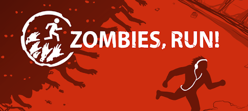 Zombies Run Running App on Android Devices