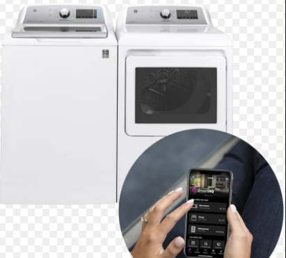 Washing Machine with App & WiFi