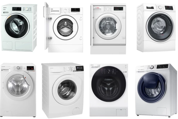 Different Washing Machines