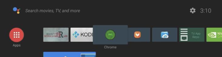 Launch Nvidia Shield TV
